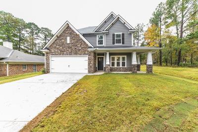 Muscogee County Single Family Home For Sale: 9200 Garrett Creek Drive