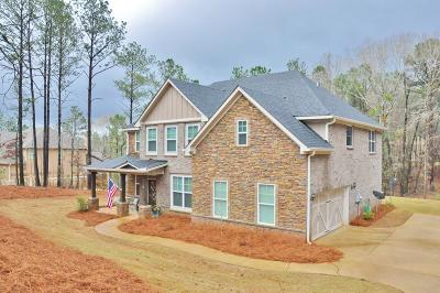 Hamilton Single Family Home For Sale: 50 Winding Lake Drive