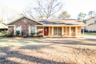 Single Family Home For Sale: 5208 Gay Meadow Drive