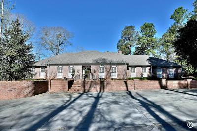 Columbus Single Family Home For Sale: 6501 Waterford Road