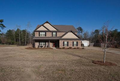 Fortson Single Family Home For Sale: 3898 Essex Heights Trail
