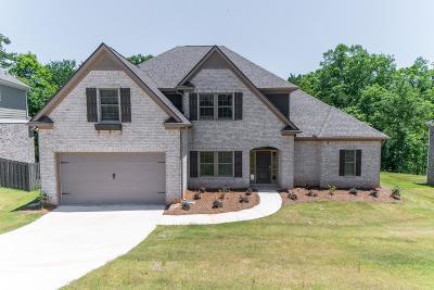 Columbus Single Family Home For Sale: 6860 Shadybrook Trail