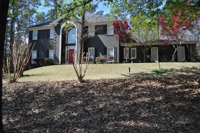 Muscogee County Single Family Home For Sale: 773 River Oaks Court
