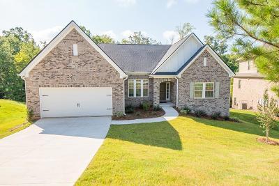 Columbus Single Family Home For Sale: 6854 Shadybrook Trail