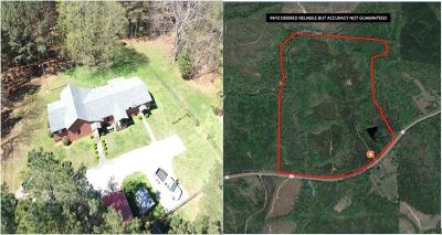 Talbotton Single Family Home For Sale: Highway 80