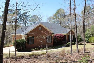Pine Mountain Single Family Home For Sale: 4837 Piedmont Lake Road