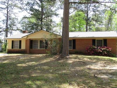 Columbus Single Family Home For Sale: 5536 Old Dominion