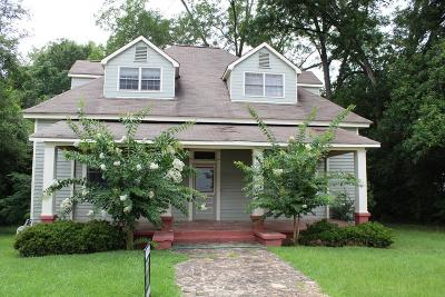 Harris County Single Family Home For Sale: 323 Hill Street