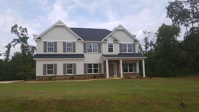 Fortson Single Family Home For Sale: 24 Hart Preserve