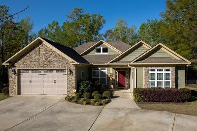 Midland Single Family Home For Sale: 144 Hunting Creek Way