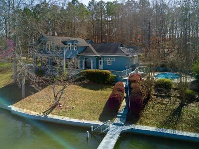 Russell County, Lee County Single Family Home For Sale: 720 Lee Road 0388