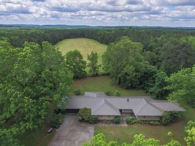 Harris County Single Family Home For Sale: 3130 Trammell Mill Road