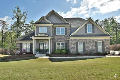 Muscogee County Single Family Home For Sale: 7124 Bridgemill Drive