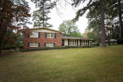 Columbus GA Single Family Home For Sale: $175,000