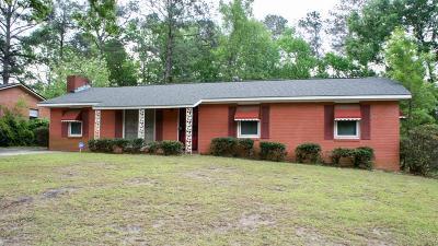Columbus GA Single Family Home For Sale: $82,500