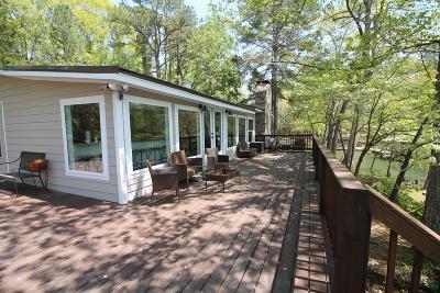 Hamilton Single Family Home For Sale: 785 Boat Club Road