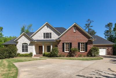 Columbus Single Family Home For Sale: 7620-9 River Road