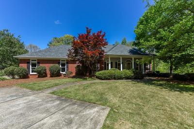Columbus Single Family Home For Sale: 507-5 Biggers Road