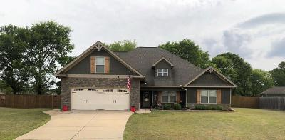 Russell County, Lee County Single Family Home For Sale: 16 Greyhawk Court