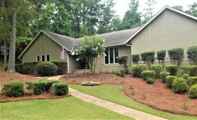 Columbus Single Family Home For Sale: 7277 Leighton Road