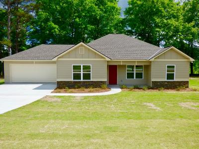 Phenix City Single Family Home For Sale: 115 Bayview Drive