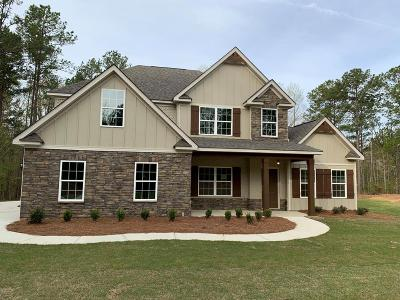 Fortson Single Family Home For Sale: 129 Woodcock Walk