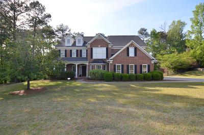 Fortson Single Family Home For Sale: 150 Troop Drive