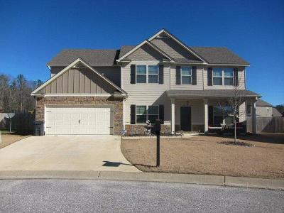 Phenix City Single Family Home For Sale: 26 Bristol Lane