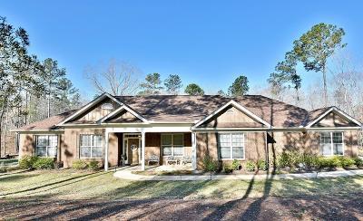 Midland Single Family Home For Sale: 223 Steele Creek Drive