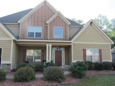 Phenix City Single Family Home For Sale: 14 White Pine Way