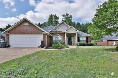 Phenix City Single Family Home For Sale: 1905 Tranquil Lane