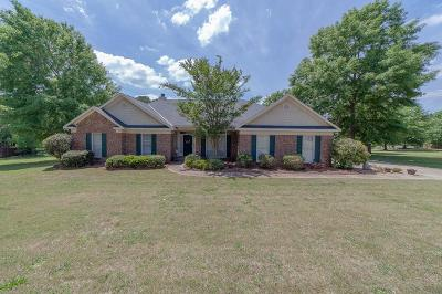Harris County Single Family Home For Sale: 1352 Ossahatchie Creek Road