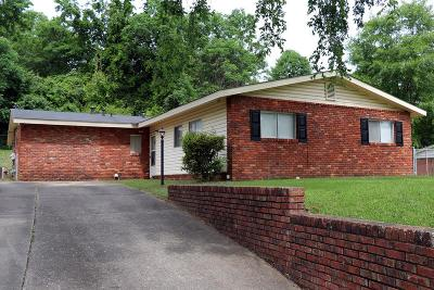 Columbus GA Single Family Home For Sale: $98,500