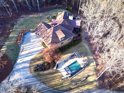 Fortson Single Family Home For Sale: 4100-4 Almond Road