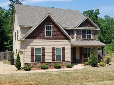 Hamilton GA Single Family Home For Sale: $279,900