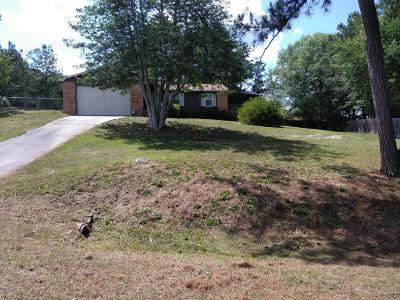 Phenix City Single Family Home For Sale: 5 Sommerset Drive
