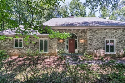 Harris County Single Family Home For Sale: 4055 Piedmont Lake Road