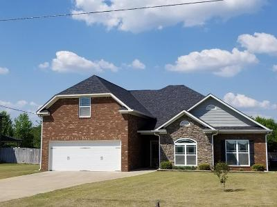 Russell County, Lee County Single Family Home For Sale: 12 Sorghum Court