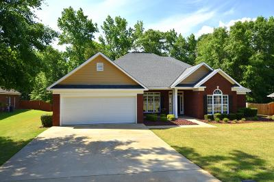 Phenix City Single Family Home For Sale: 324 Lee Road 2099