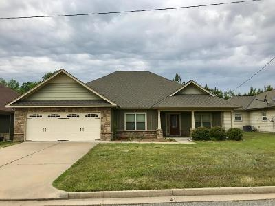 Russell County, Lee County Single Family Home For Sale: 94 Lee Road 2170