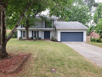 Columbus GA Single Family Home For Sale: $188,900