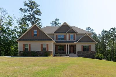 Fortson Single Family Home For Sale: 3848 Essex Heights Trail