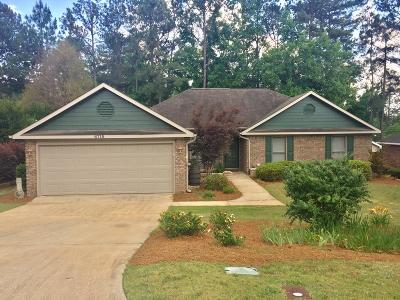 Columbus Single Family Home For Sale: 6718 Stone Creek Court
