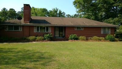 Buena Vista Single Family Home For Sale: 341 Highway 137 West