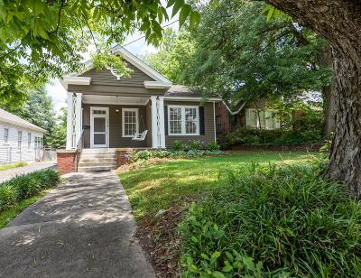 Columbus Single Family Home For Sale: 1338 Eberhart Avenue