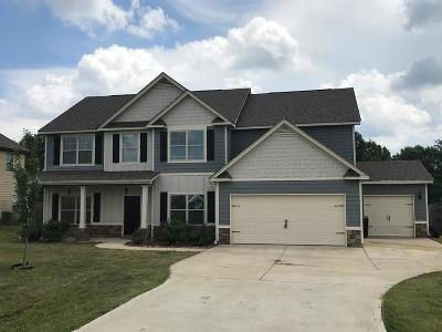Russell County, Lee County Single Family Home For Sale: 5 Stoney Mill Lane