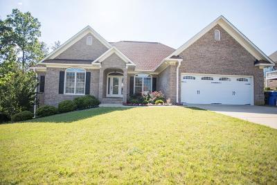 Columbus Single Family Home For Sale: 6885 Shadybrook Trail