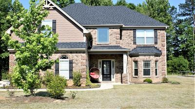 Russell County, Lee County Single Family Home For Sale: 408 Lee Road 2212