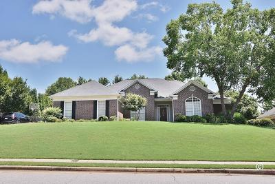 Columbus Single Family Home For Sale: 4729 Timarron Loop