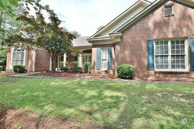 Columbus Single Family Home For Sale: 7425 Rolling Bend Court